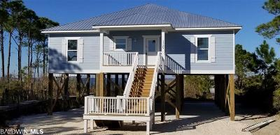Gulf Shores Single Family Home For Sale: 1729a State Highway 180