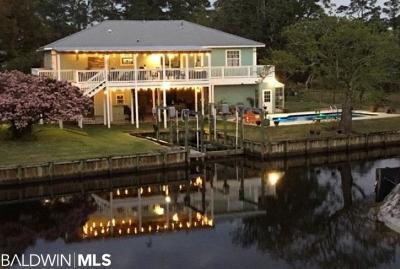 Orange Beach Single Family Home For Sale: 26095 Carondelette Drive