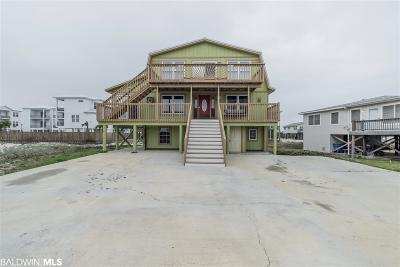 Gulf Shores Single Family Home For Sale: 450 E 1st Avenue