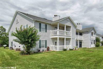 Gulf Shores Condo/Townhouse For Sale: 6194 Gulf Shores Pkwy #T-1