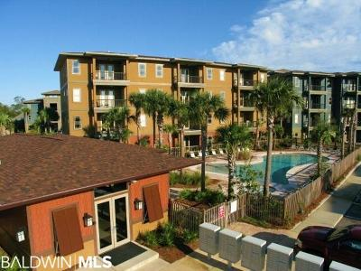 Gulf Shores Condo/Townhouse For Sale: 1430 Regency Road #D302