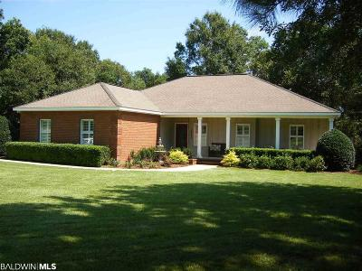 Fairhope Single Family Home For Sale: 16520 Gaineswood Dr