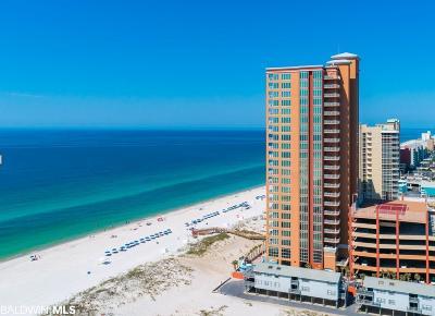 Gulf Shores Condo/Townhouse For Sale: 801 W Beach Blvd #301