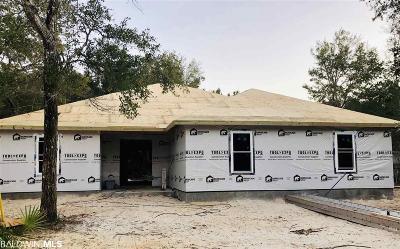 Orange Beach Single Family Home For Sale: 28670 Sampson Av