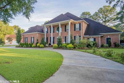 Spanish Fort Single Family Home For Sale: 9159 Timbercreek Blvd