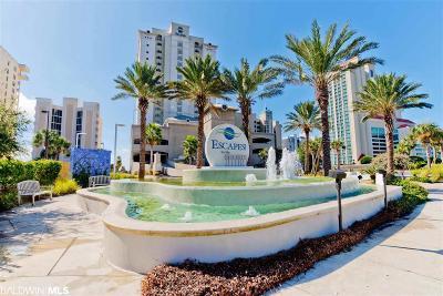 Orange Beach Condo/Townhouse For Sale: 24060 Perdido Beach Blvd #1002