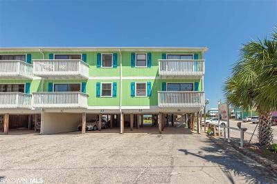 Gulf Shores Condo/Townhouse For Sale: 388 E Beach Blvd #A4