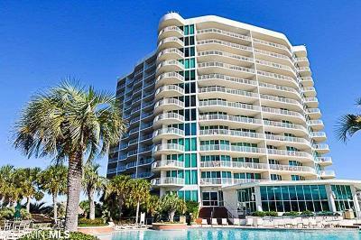 Orange Beach Condo/Townhouse For Sale: 28103 Perdido Beach Blvd #B208