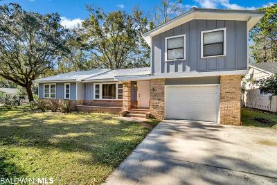 Fairhope Single Family Home For Sale: 372 Liberty Street
