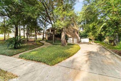 Bon Secour, Daphne, Fairhope, Foley, Magnolia Springs Single Family Home For Sale: 13 Victorian Drive