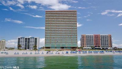 Orange Beach Condo/Townhouse For Sale: 25494 Perdido Beach Blvd #1804