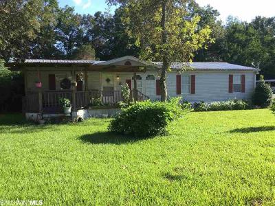 Loxley Single Family Home For Sale: 16284 Shell Ct