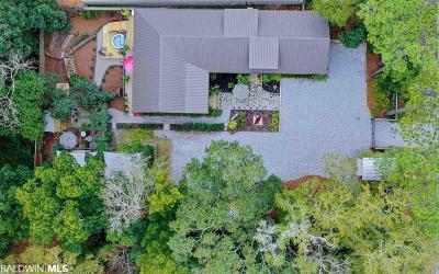 Fairhope Single Family Home For Sale: 614 Nichols Avenue