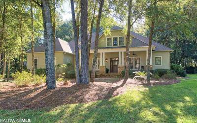 Fairhope Single Family Home For Sale: 210 Shady Lane
