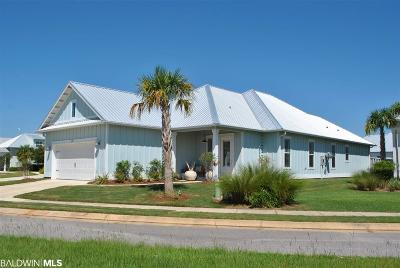 Orange Beach Single Family Home For Sale: 4915 Cypress Loop