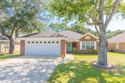 Gulf Shores Single Family Home For Sale: 1320 W Hardwood Drive