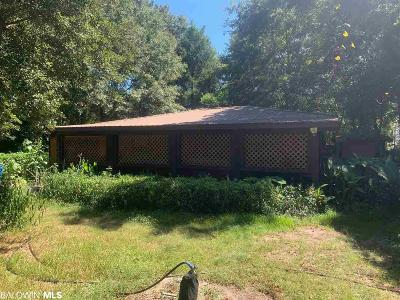Gulf Shores Single Family Home For Sale: 20118 Beckham Street