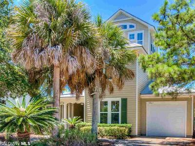 Gulf Shores Single Family Home For Sale: 9261 Pagerie Walk