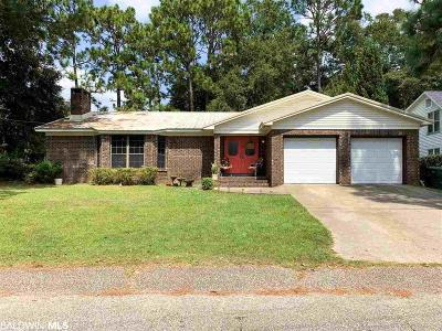 Daphne Single Family Home For Sale: 155 Rolling Hill Drive