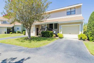 Orange Beach Condo/Townhouse For Sale: 25293 Perdido Beach Blvd #38