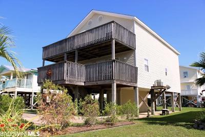 Gulf Shores Condo/Townhouse Contingent On Sale: 1475 Sandpiper Ln #A