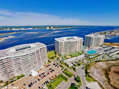 Orange Beach Condo/Townhouse For Sale: 28105 Perdido Beach Blvd #C516