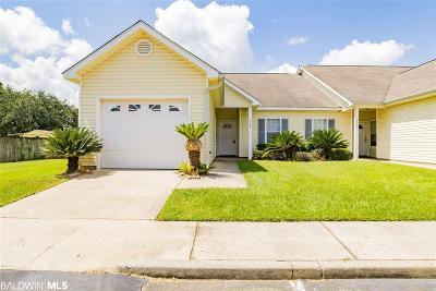 Bon Secour, Daphne, Fairhope, Foley, Magnolia Springs Condo/Townhouse For Sale: 2651 S Juniper St #900