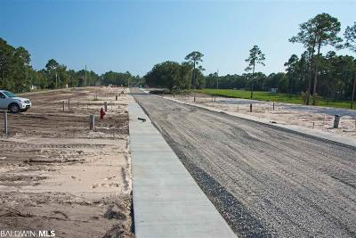 Orange Beach Residential Lots & Land For Sale: 25473 Lot 3 Canal Road