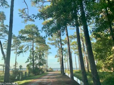 Orange Beach Residential Lots & Land For Sale: 25473 Lot 5 Canal Road