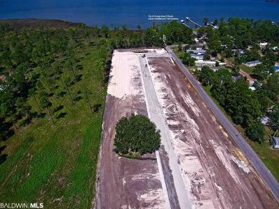 Orange Beach Residential Lots & Land For Sale: 25473 Lot 6 Canal Road
