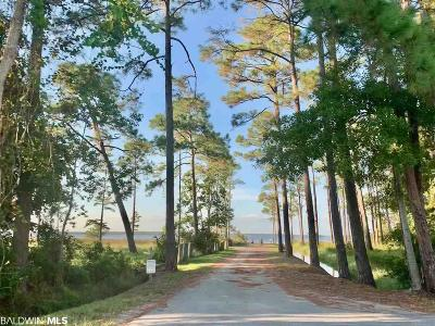 Orange Beach Residential Lots & Land For Sale: 25473 Lot 9 Canal Road
