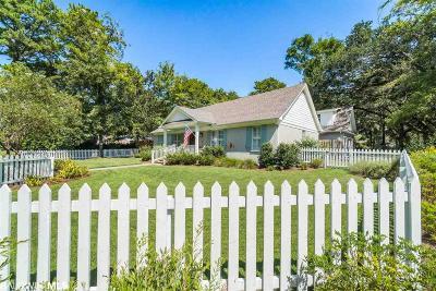Fairhope Single Family Home For Sale: 257 Fig Avenue