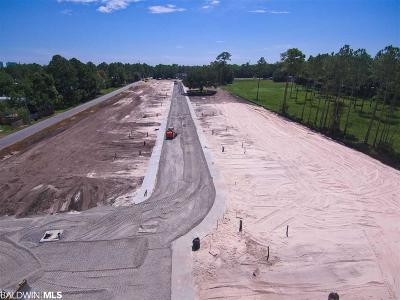 Orange Beach Residential Lots & Land For Sale: 25473 Lot 14 Canal Road