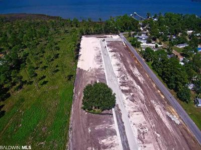 Orange Beach Residential Lots & Land For Sale: 25473 Lot 18 Canal Road