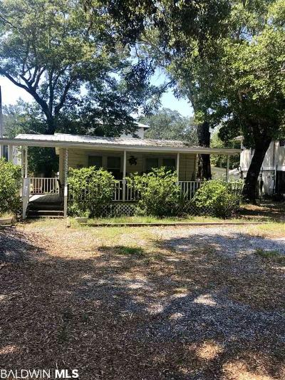 Orange Beach Single Family Home For Sale: 5389 Bear Point Avenue