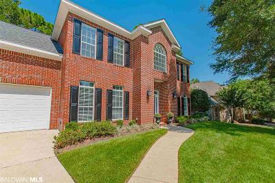 Fairhope Single Family Home For Sale: 215 North Circle