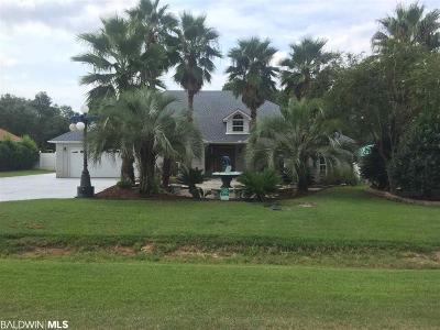 Single Family Home For Sale: 7880 Riverwood Dr