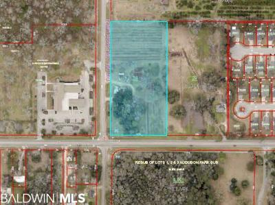 Daphne Residential Lots & Land For Sale: County Road 64