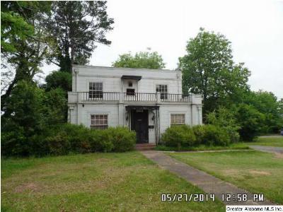 Talladega Single Family Home For Sale: 729 North St