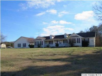 Clay County, Cleburne County, Randolph County Single Family Home For Sale: 503 Brown Dr