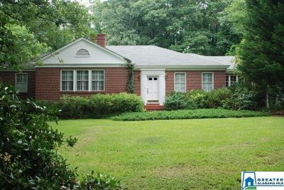 Anniston Single Family Home For Sale: 1419 Glenwood Terr