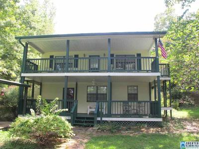 Wedowee Single Family Home For Sale: 838 Co Rd 2565