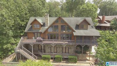 Clay County, Cleburne County, Randolph County Single Family Home For Sale: 147 Ridge View Ct