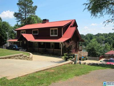 Wedowee Single Family Home For Sale: 1001 Wright Way Dr