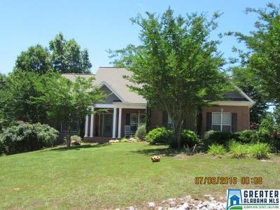 Talladega Single Family Home For Sale: 155 Stonehill Ln