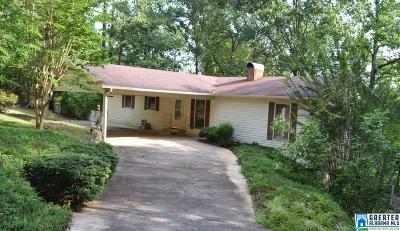 Wedowee Single Family Home For Sale: 634 Co Rd 2401