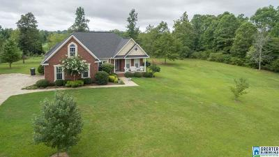 Lincoln Single Family Home For Sale: 440 Brooks Lake Rd