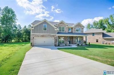 Alabaster Single Family Home For Sale: 1376 N Wynlake Dr
