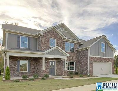 Alabaster Single Family Home For Sale: 1380 N Wynlake Dr