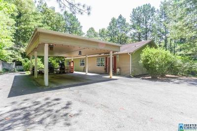 Ohatchee Single Family Home For Sale: 8116 Hwy 77